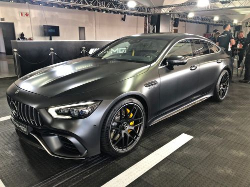 Mercedes-AMG GT 63 S 4MATIC+ 4-Door Coupé Pricing For South Africa