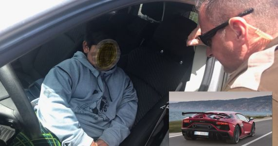 A Five-Year-Old Was Stopped By Police On His Way To 'Buy A Lamborghini'