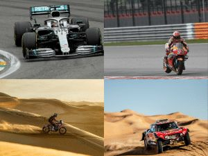 International Motorsport Roundup Two F1 Car Launch Dates Laureus Nominations Dakar Climax And More