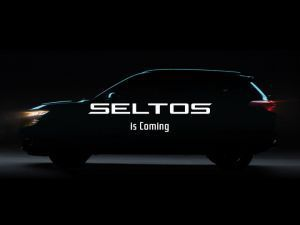 Kia Seltos Global Unveil Tomorrow
