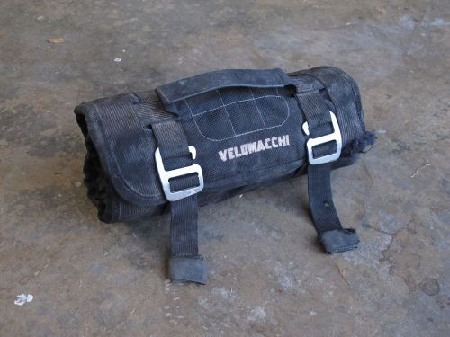 Velomacchi Speedway Tool Kit Roll Review