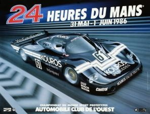 The Road Legal Racing Cars Of Le Mans