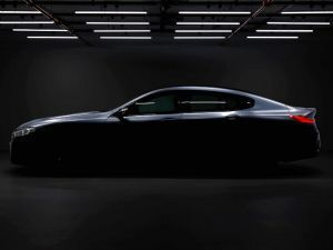 BMW 8 Series Gran Coupe Teased World Premiere Next Month