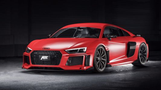 ABT R8 V10 Plus Adds a Few Degrees of Sinister
