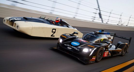 Cadillac's Racing Prototypes Have Changed A Bit In 67 Years
