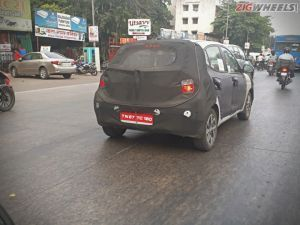 2019 Grand i10 Spotted Testing Again Likely To Launch In Mid-2019