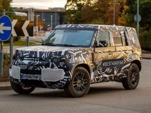 Land Rover Defender Is Back And We Like What We See