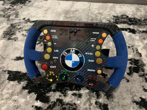 Ferrari Memorabilia and BMW Williams F1 Steering Wheel For Sale