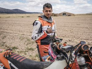 Ashish Raorane caught in the vicious cycle of cross-country rallying