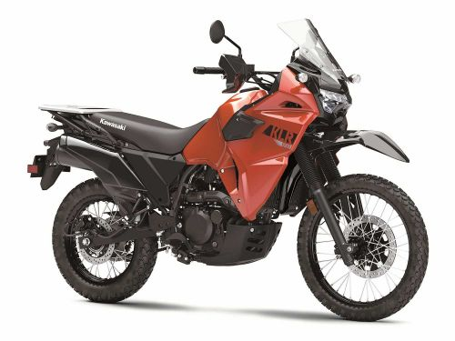 2022 Kawasaki KLR650 First Look Preview