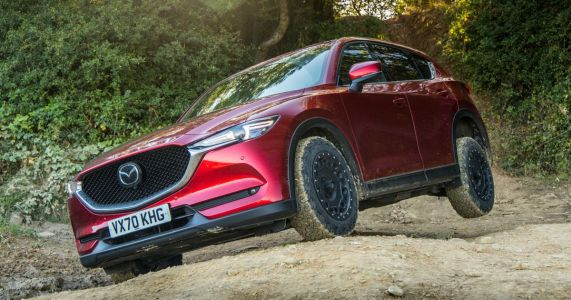 I Put 'My' Mazda CX-5 On All-Terrain Tyres Because Why Not