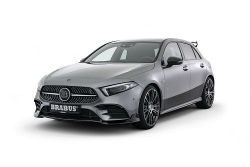 Brabus Cranks Up The New Mercedes-Benz A-Class