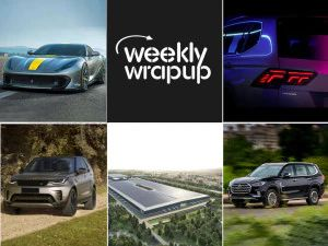 Top Car News India Ola And Oppo EVs Land Rover Discovery Ferrari 812 Competizione Volkswagen Tiguan Allspace Facelift And More