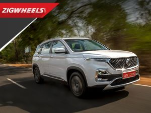 MG Hector Review and Get it over the Tata Harrier and Jeep Compass?
