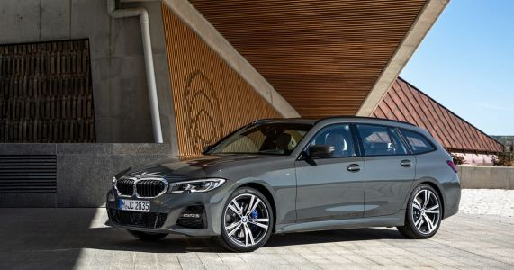 The New G21 BMW 3-Series Touring Is The Chief Anti-SUV