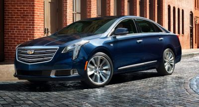 2018 Cadillac XTS Breaks Cover With A New Face And More Tech