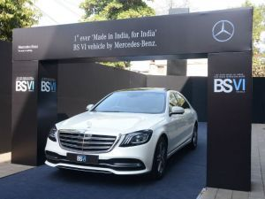 Mercedes-Benz S-Class Facelift Launched At Rs 133 Crore