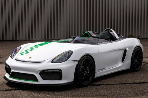 Porsche Bergspyder Is A Racecar Tribute That Never Happened