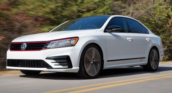 VW Confirms A Passat GT And Two New Crossovers For America