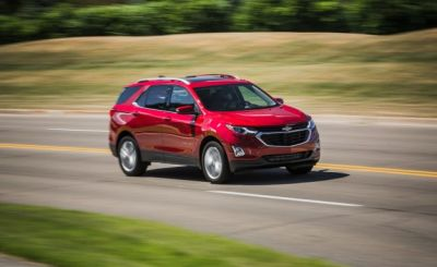 2018 Chevrolet Equinox 2.0T First Drive: Torque and Treat