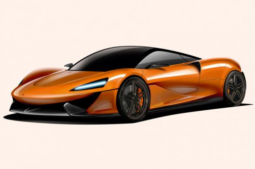 Twin-Turbo V6 Hybrid McLaren Due This Year