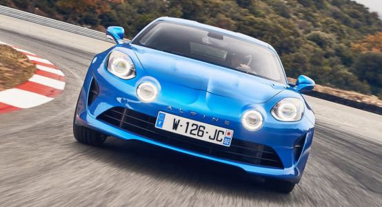New Alpine A110 To Cost Between €55,000 And €60,000 In France