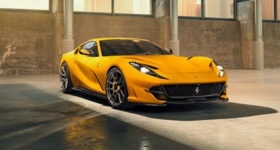 Novitec Make Ferrari 812 Superfast Look Even Faster