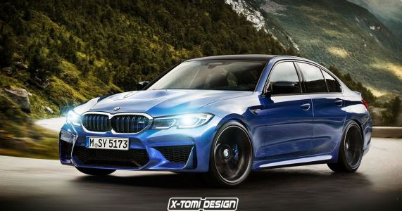 Next BMW M3 To Be Available In Either RWD Or Switchable AWD Forms
