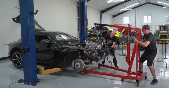 US Tuner Tears Down The Supra's B58 Engine To Kick Off 1000bhp Project