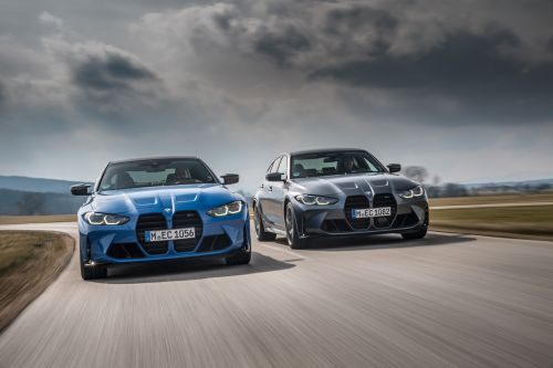 BMW M3 and M4 Competition Officially Launched with xDrive
