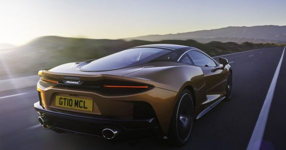 Here's Why The New McLaren GT Is A £163,000 Bargain