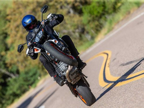 Motorcyclist Podcast Episode 2: 2020 KTM 890 Duke R