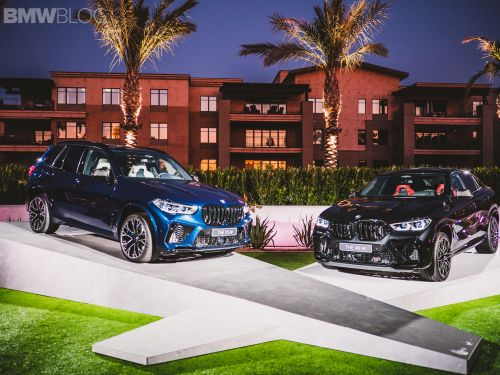 BMW X5 M and X6 M Competition Pricing for South Africa