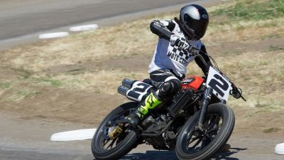 First Ride Review: Harley-Davidson XG750R Flat Track Racer