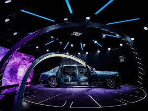Rolls-Royce Phantom Tempus Collection Debuts In China At Auto Shanghai 2021