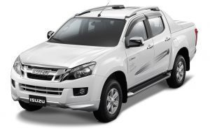 Isuzu D-Max V-Cross Gets Jonty Rhodes Limited 30 Package