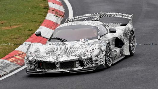 What Is Ferrari Testing With This FXX K Evo?
