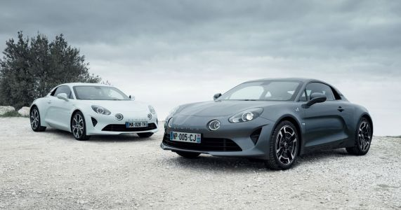 Alpine Just Revealed Two New Versions Of The A110