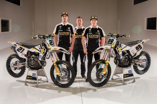 ROCKSTAR ENERGY HUSQVARNA FACTORY RACING EXTEND MXGP AGREEMENT WITH ICEONE RACING