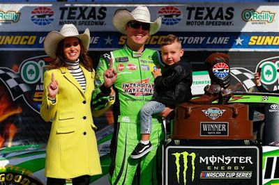 Odds to win 2018 AAA Texas 500 at Texas Motor Speedway