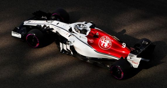The Sauber F1 Team Is Now Called Alfa Romeo Racing