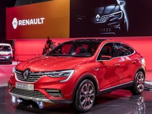 Renault Arkana Coupe-crossover Unveiled Maybe India-bound