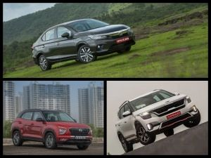 Honda City 2020 vs Hyundai Creta vs Kia Seltos Clash Of Segments