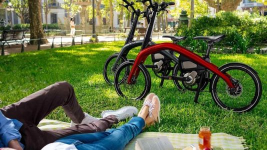 ARIV, New eBike Company Of GM, Introduces Meld And Merge Models