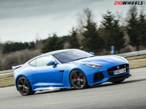Bookings Open Jaguar F-Type SVR