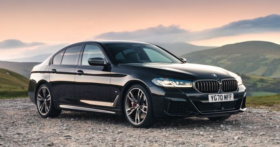 BMW M550i Review: Better Than An M5?