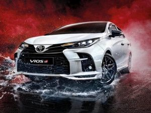 Performance-oriented Toyota Yaris GR-S Sedan Revealed In Malaysia