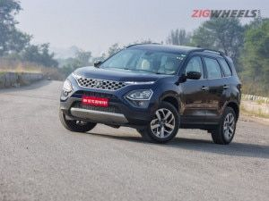 2021 Tata Safari Same Price Other Options - MG Hector Plus Mahindra XUV500 Toyota Innova Hyundai Elantra Hyundai Creta Kia Seltos