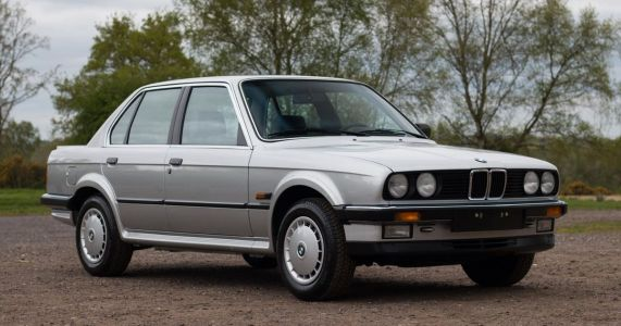 This Time Warp BMW E30 Has Everything Going For It Except The £60k Price