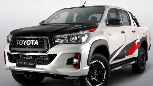 New Toyota Hilux Unveiled With Gazoo Racing Conduct